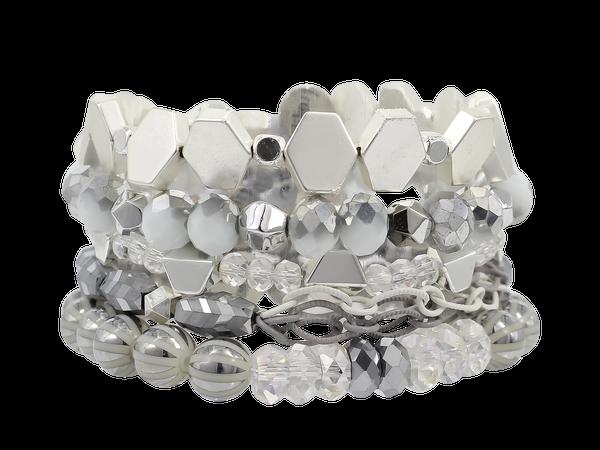 Erimish Oasis Bracelet Stack