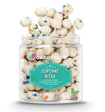 Candy Club Cupcake Bites Small