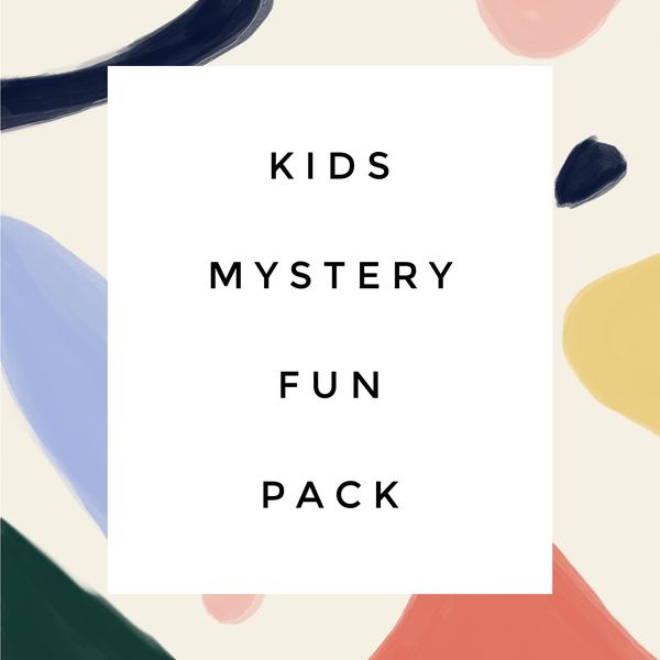 Kids Mystery Fun Pack