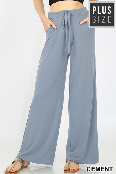 Zenana Curvy Lounge Pants