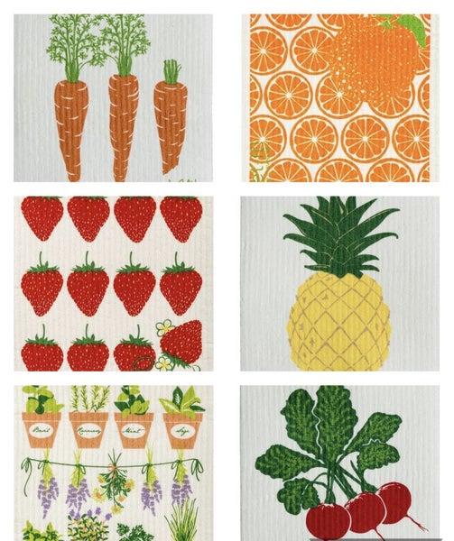 Food Theme Swedish Cloths