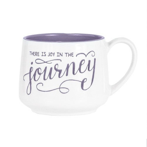 There is Joy in the Journey Coffee Mug