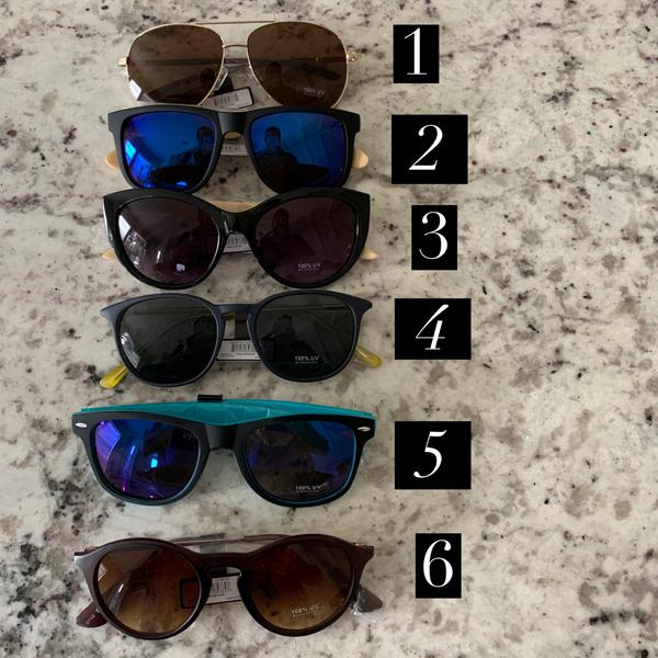 Optimum Optical Sunglasses Batch 5