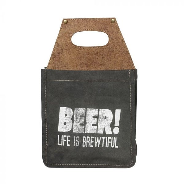Myra Bag Life is Brewtiful Beer Caddy