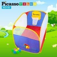 Picasso Tiles Foldable Basketball Rim