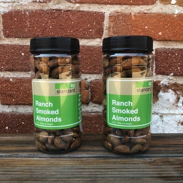 Ranch Smoked Almonds