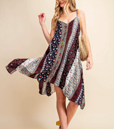 Kori Boho Sun Dress