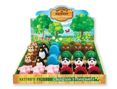 Nature's Friends Children's Pendants
