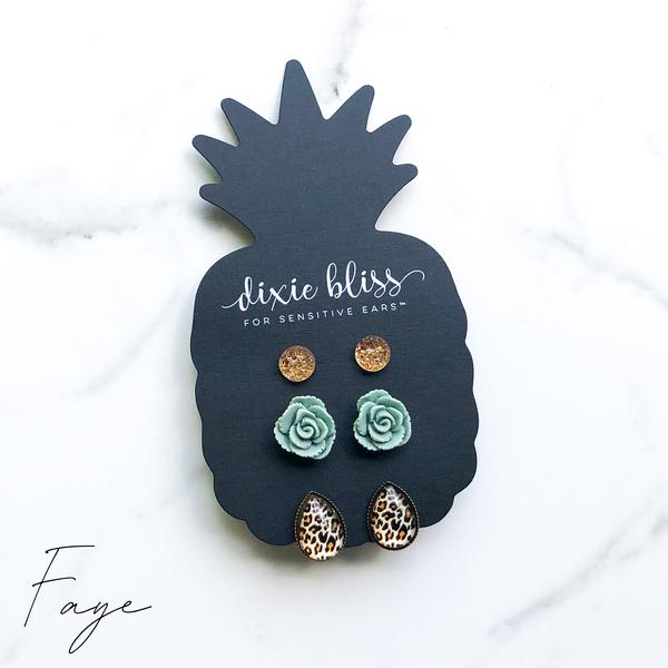 Dixie Bliss Earrings Faye