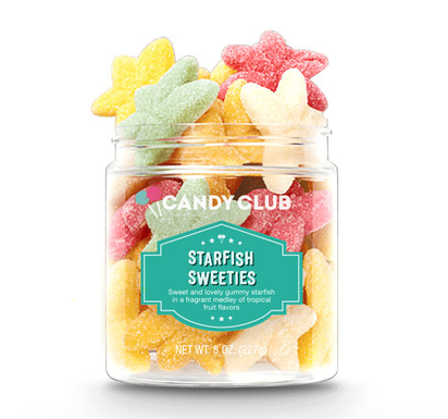 Candy Club Starfish Sweeties Small