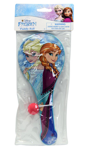 Disney Frozen Paddle Ball