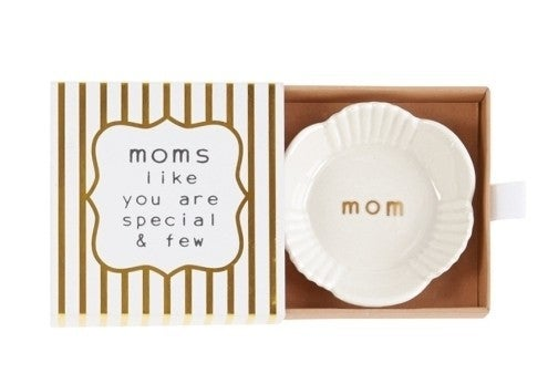 Mom Circle Mini Trinket Dish
