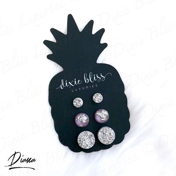 Dixie Bliss Earrings Diana
