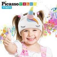 Picasso Tiles Kid Safe Fleece Headphones