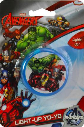 Avengers Light Up Yo Yo