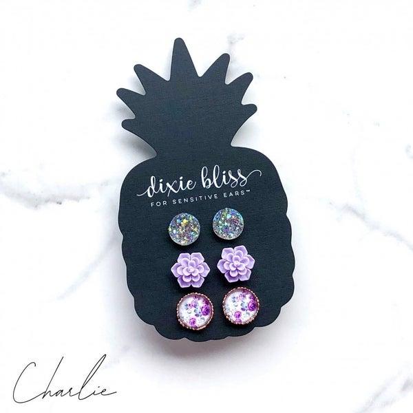 Dixie Bliss Earrings Charlie