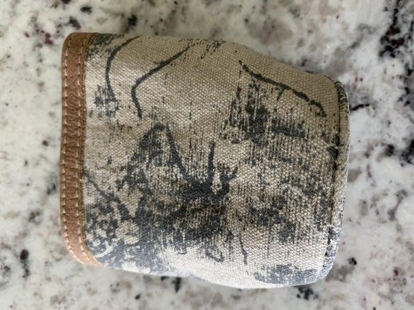 Myra Bag Flower Tapestry Can Koozie