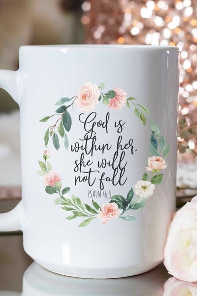 God Within Her Mug