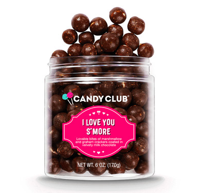 Candy Club I Love You Smore Small
