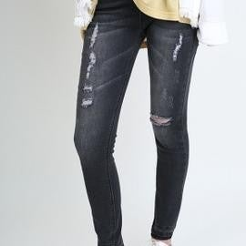 Distressed Umgee Jeans