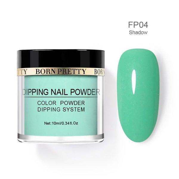 Born Pretty Dipping Nail Powder - Shadow