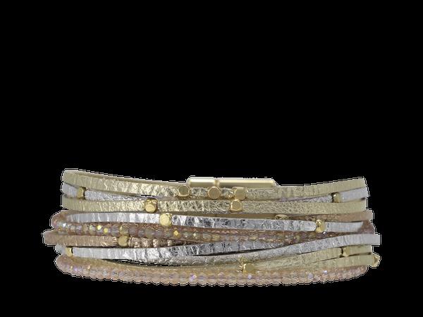 Erimish Stockton Mix Magnetic Bracelet