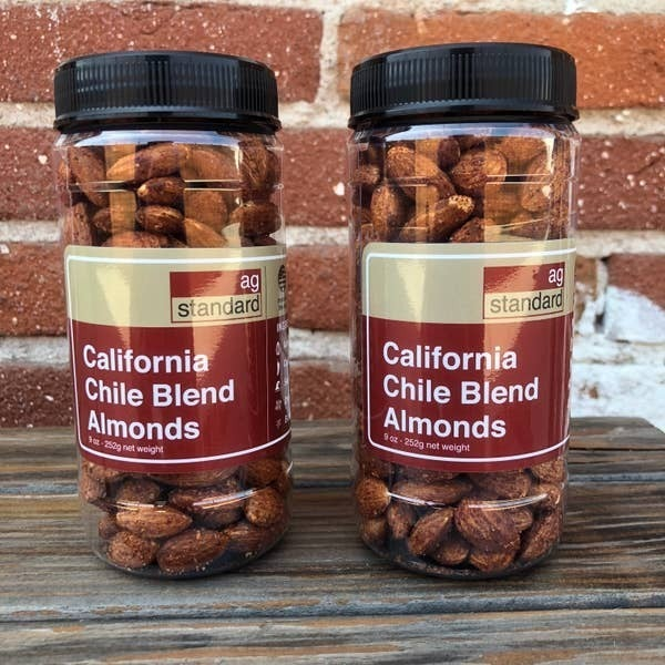 Califonia Chile Blend Almonds