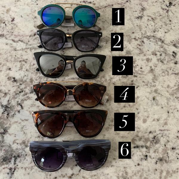 Optimum Optical Sunglasses Batch 4