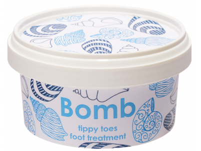 Tippy Toes Revitalising Foot Lotion