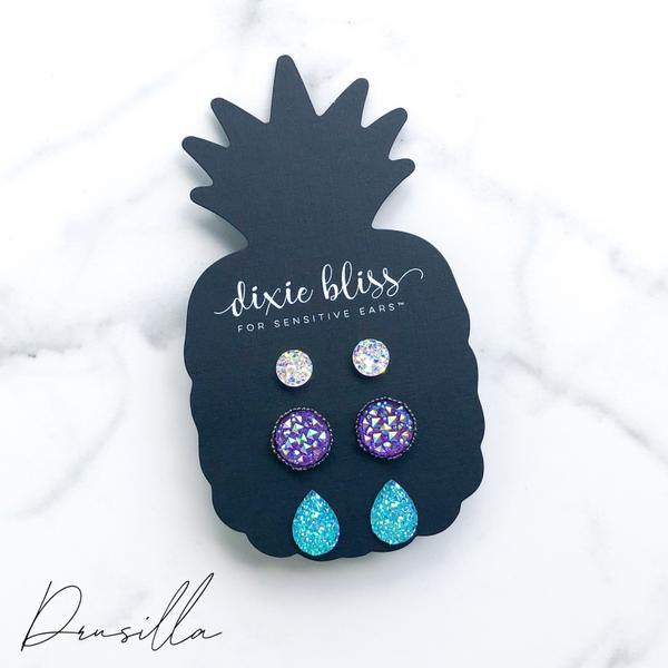Dixie Bliss Earrings Drusilla