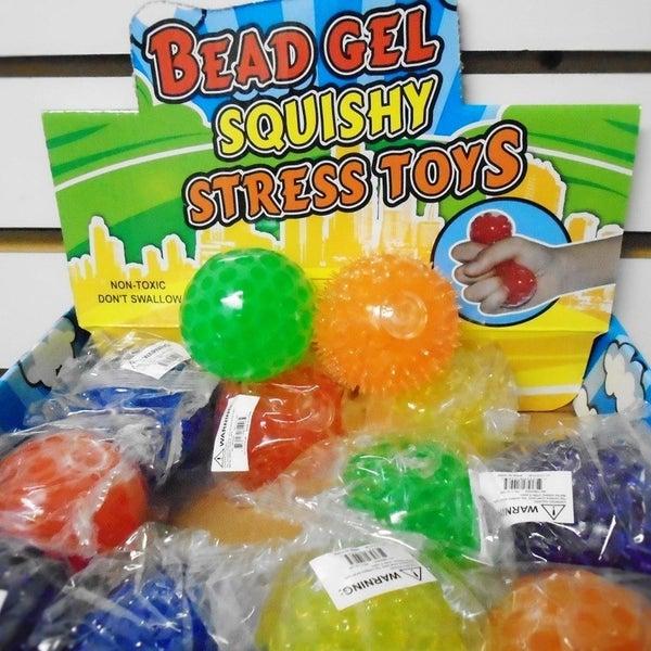 Bead Gel Squish/Stress Ball