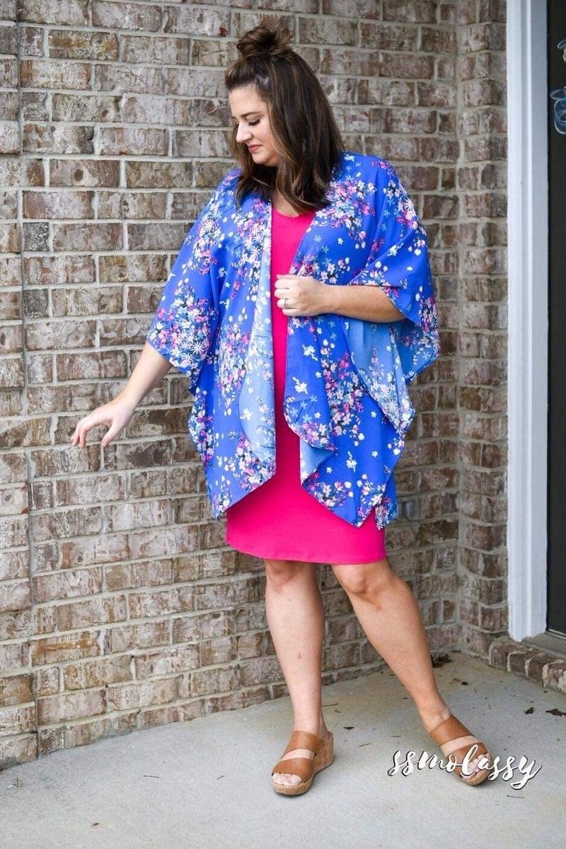 Songs of Spring Kimono