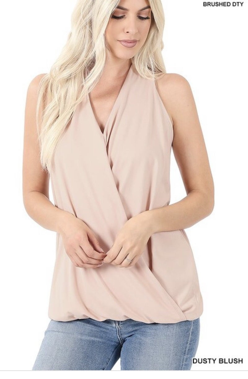 Blushing About You Top