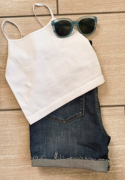 Ribbed Camis *Final Sale*
