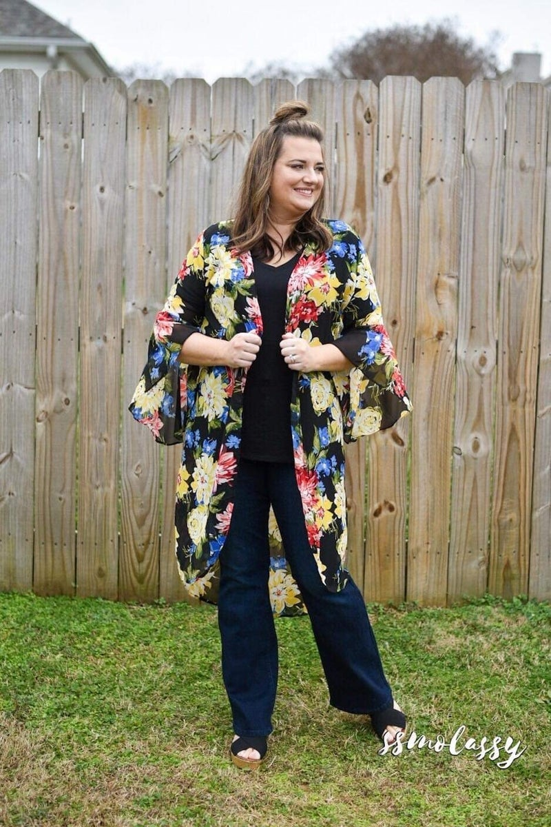 Headliner Kimono *Final Sale*
