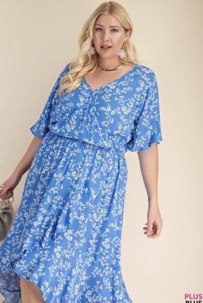 The Bonnie Blue Dress *Final Sale*