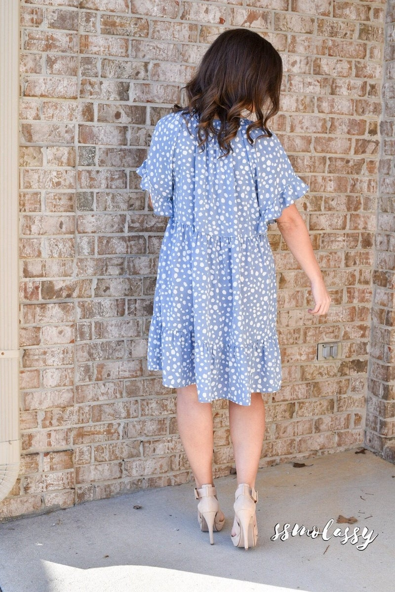 The Softer Side of Me Dress *Final Sale*