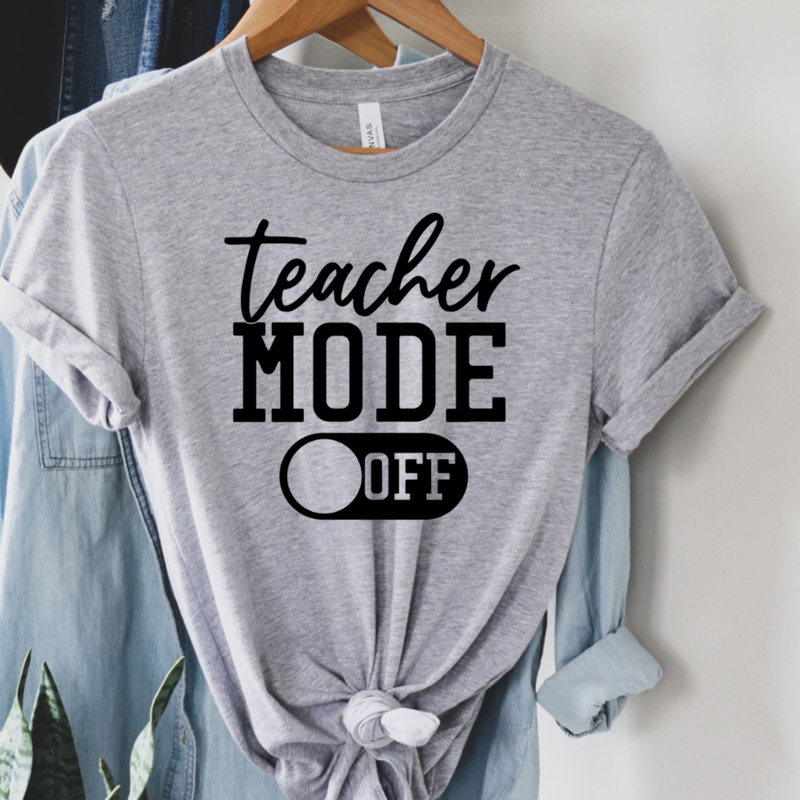 Off Teacher Mode