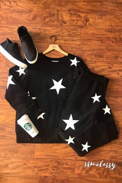 Written in the Stars Jogger Set