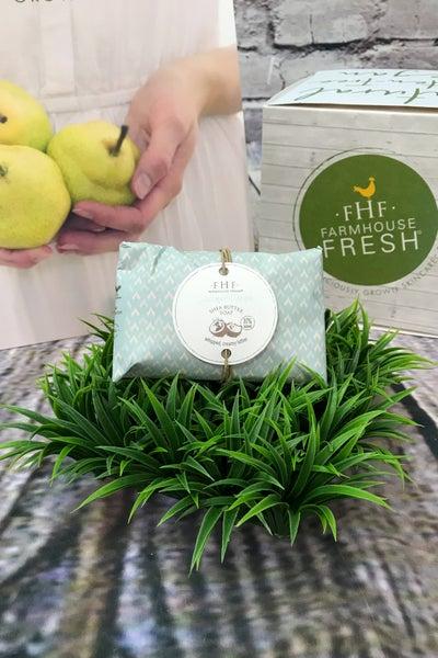 Coconut Cream Shea Butter Soap