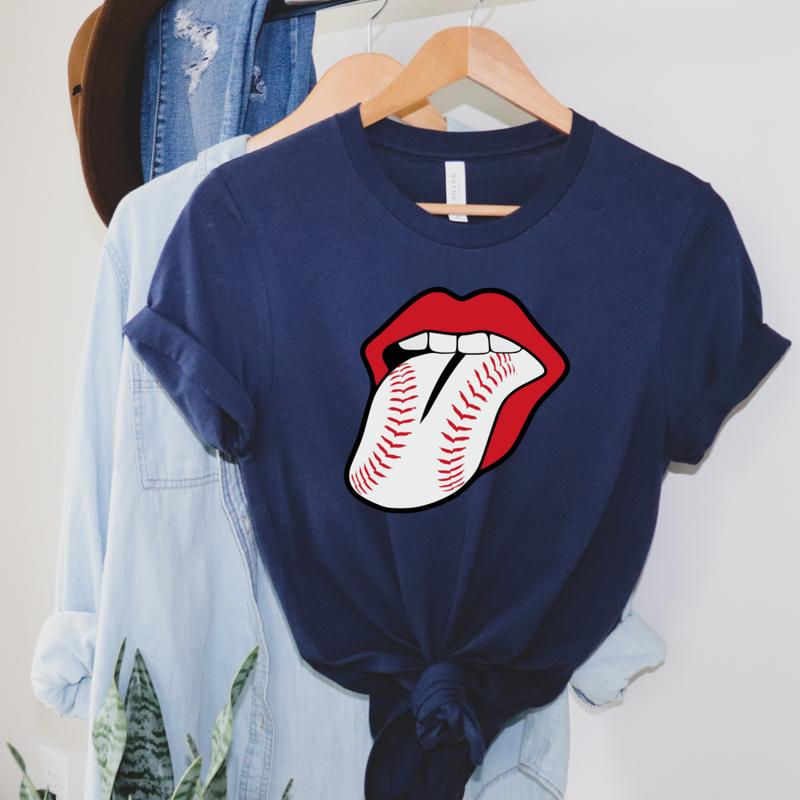 Baseball Tongue