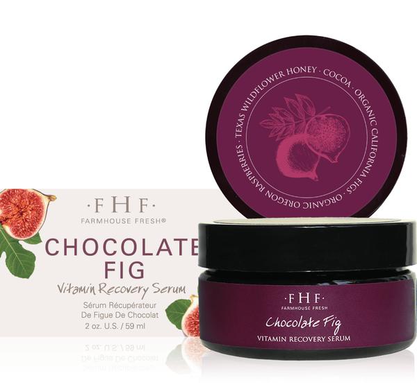 Chocolate Fig Vitamin Recovery Serum *Final Sale*