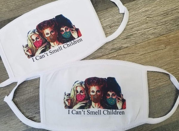 Sanderson Sisters Mask