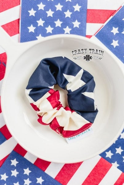 Freedom Scrunchie