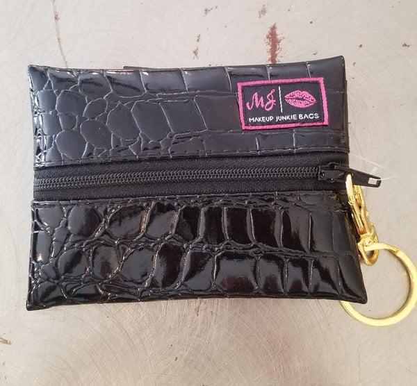 MJ Micro-  Midnight Gator Bag