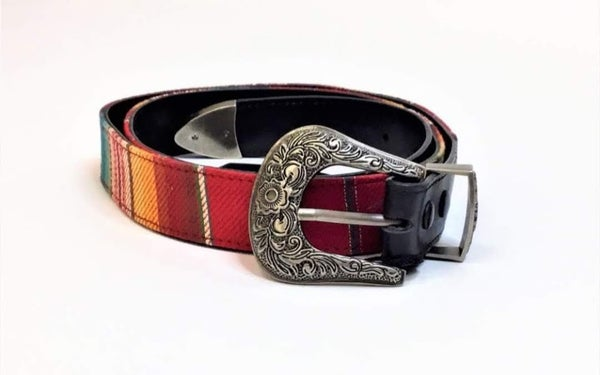 Serape Belt