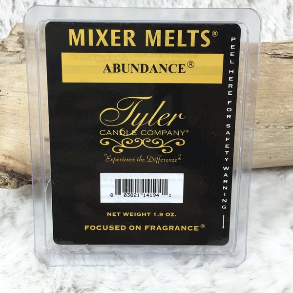 Tyler Abundance Mixer Melts