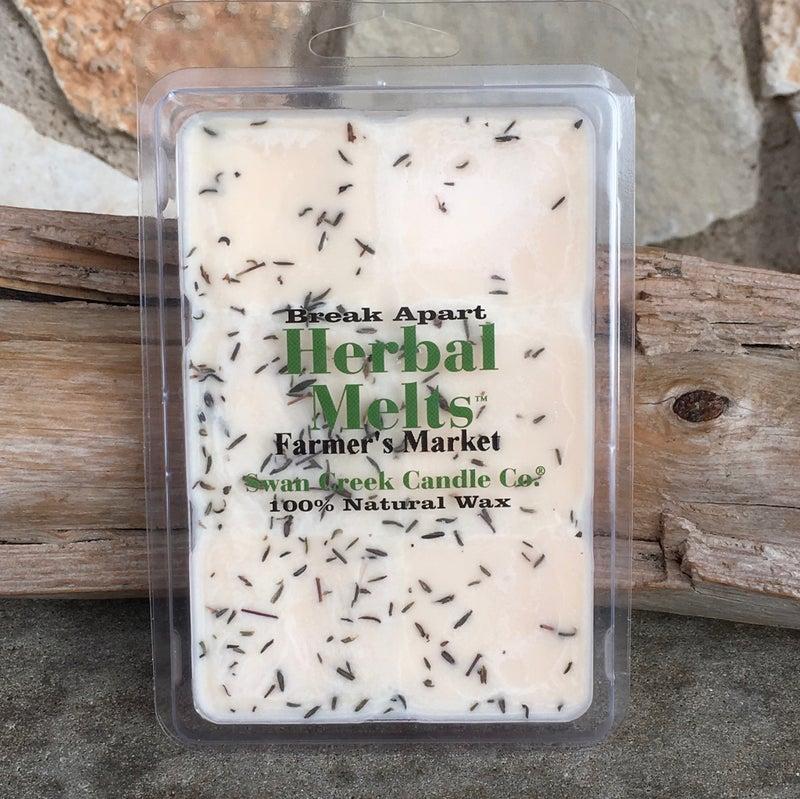 Swan Creek Farmer's Market Herbal Melts