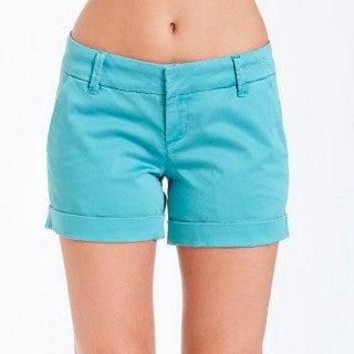 Laguna Blue Hampton Comfort Shorts SIZE