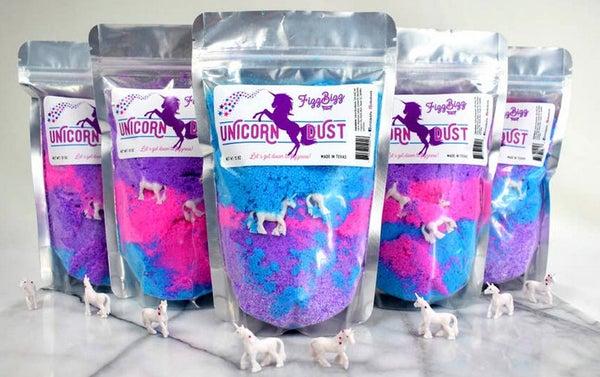 Unicorn Dust - Kids Bath Salts - 12 Oz.